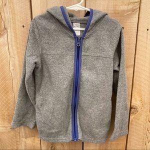 Carter's size 6 fleece hooded jacket